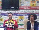 """Calcio, Lucioni: """"Resta la soddisfazione di aver scritto la storia"""""""