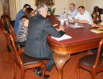 Il sindaco Mastella ha incontrato il rappresentante di Terna Vicentini