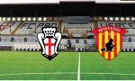 Serie B, Pro Vercelli – Benevento 0-1: Ceravolo di rigore espugna il Piola