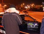Carabinieri, controlli straordinari in provincia: una persona arrestata, 4 denunciate e 4 segnalate