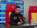 """Calcio, De Zerbi: """"Faccio fatica a commentare la sconfitta."""