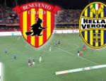 Serie B, Benevento-Hellas Verona 0-1: il Verona espugna il Vigorito