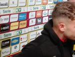 """Benevento Ricci: """"Volevo restare qui. Siamo una squadra forte"""""""