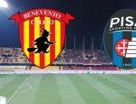 Serie B, Benevento-Pisa 1-1: gara ancora in equilibrio a dieci dal termine