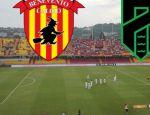 Serie B, Benevento-Pordenone 2-1: i giallorossi ritrovano la vittoria al 'Vigorito'