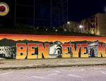 Curva Sud, inaugurato nuovo murale al Rione Libertà