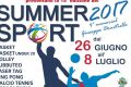 Tennis Club 2001, presentazione Summer Sport 2017