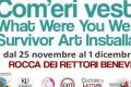 'What Were You Wearing – Come eri vestita?', Mostra contro la violenza di genere
