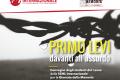 """La SSML presenta """"Primo Levi davanti all'assurdo"""""""