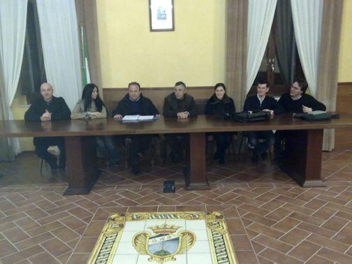 Gal Alto  Tammaro- Terre di Tratturi:la presentazione a S. Croce del Sannio