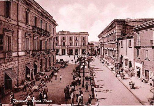 Storia di Piazza Roma e del convitto