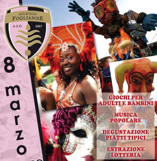 Foglianise, al via la prima edizione del Carnevale Rosanero