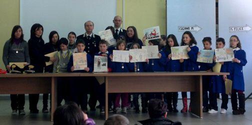 Concorso 'Il piccolo carabiniere' premiati gli studenti di Cusano