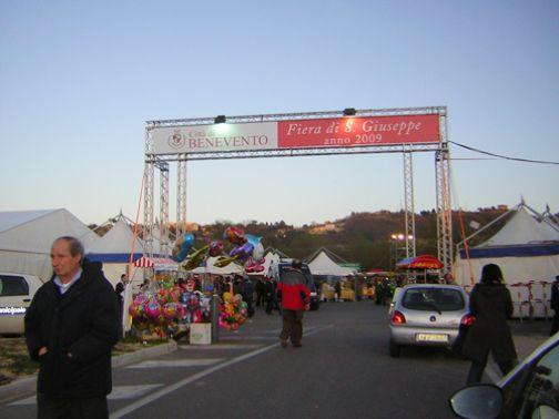 Fiera di San Giuseppe, dal 17 al 20 marzo nell'area mercatale di Santa Colomba