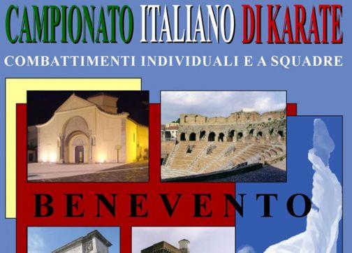 Campionati Italiani di karate, il 12 e 13 marzo al Palatedeschi
