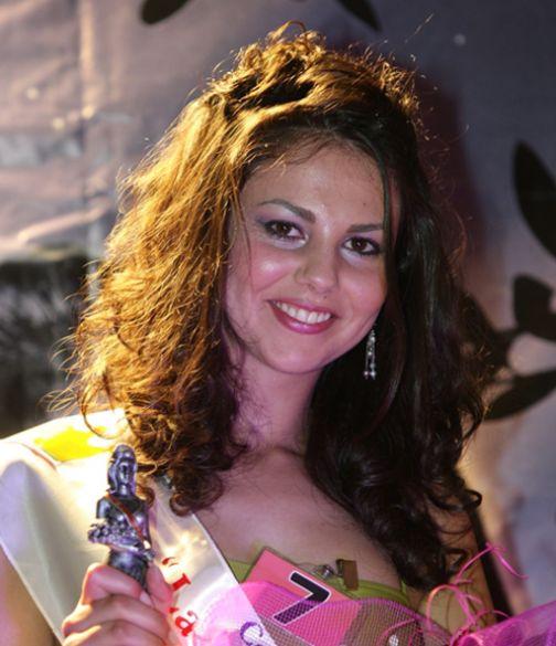 'La più Bella Strega d'Italia', Katia di Meo è 'Miss Rajano 2011'