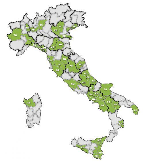 Energie rinnovabili, Patto dei Sindaci: on line il sito dell'Unione delle Province d'Italia