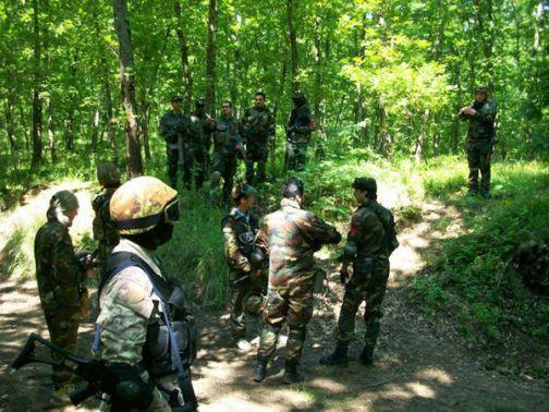 Soldati per gioco. A Telese nasce l'Asd Legio Linteata Softair Team