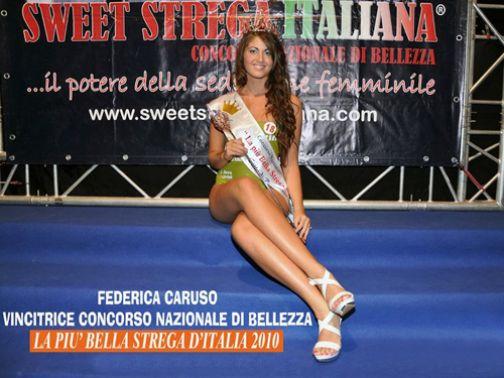 'Sweet Strega Italiana', il concorso nazionale di bellezza  fa tappa a  Ruviano