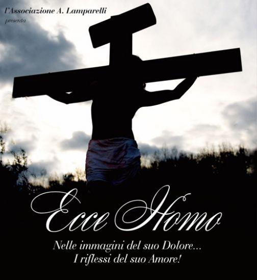 A San Lorenzo Maggiore 'Ecce Homo' film fotografico sulla Passione di Cristo