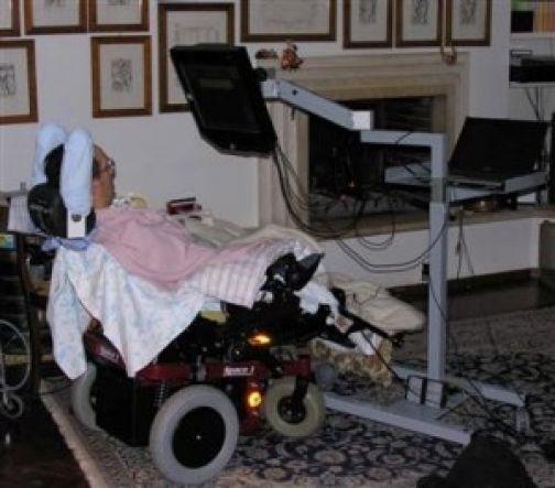 L'appello della figlia di un malato di Sla: 'Mio padre sia trasferito in un centro attrezzato della provincia'