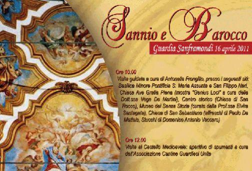 Sannio e Barocco, il 16 aprile a Guardia Sanfranmondi