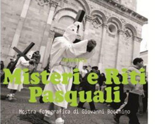 Mostra 'Misteri e riti pasquali', a San Giorgio del Sannio dal 21 al 28 aprile