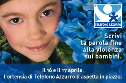 San Leucio del Sannio,  il 17 aprile raccolta fondi a favore di Telefono Azzurro
