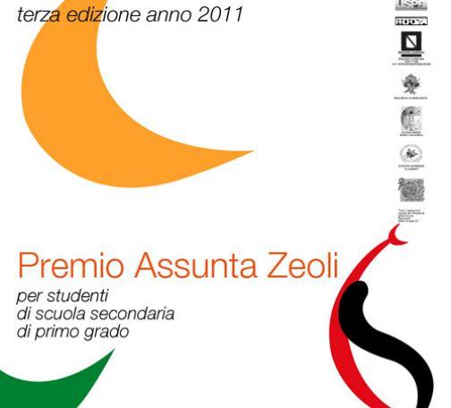 Premio Assunta Zeoli, il 26 maggio la cerimonia di premiazione