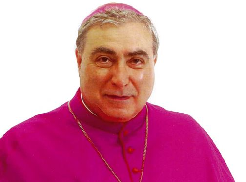 Mugione in visita pastorale a San Leucio del Sannio