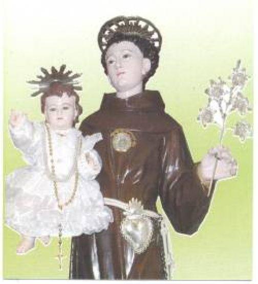 Paupisi, al via i festeggiamenti di Sant'Antonio di Padova