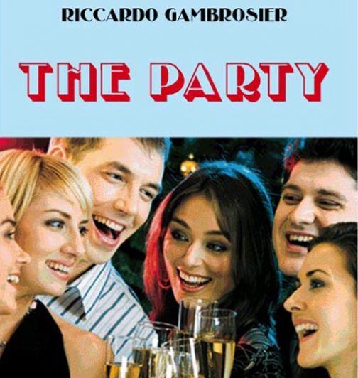 'The Party', il primo romanzo del giornalista napoletano Riccardo Gambrosier