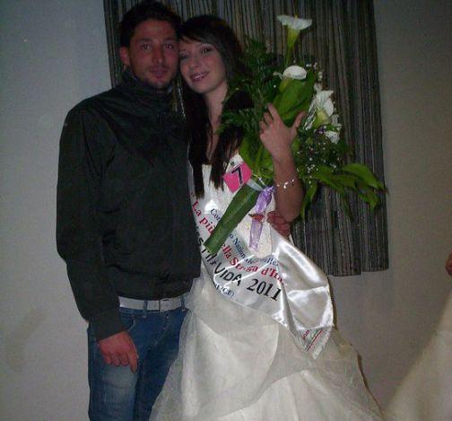 Sweet Strega Italiana, Natalia Minutolo è Miss Mi Vida 2011