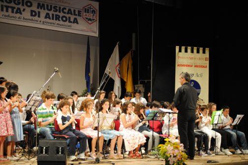 'Saggio Musicale Città di Airola', al via la docicesima edizione