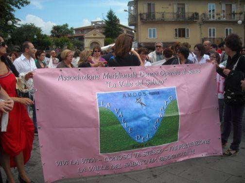 San Leucio del Sannio, corteo di solidarietà per Carlo Iannace