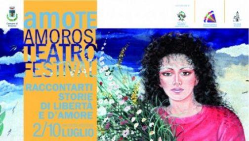 AmoTe -Amorosi Teatro Festival: il cartellone degli eventi