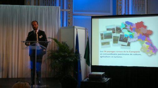 Echo Italia 2011, Masiello: 'La Campania ha le carte in regola per vincere la sfida canadese'.