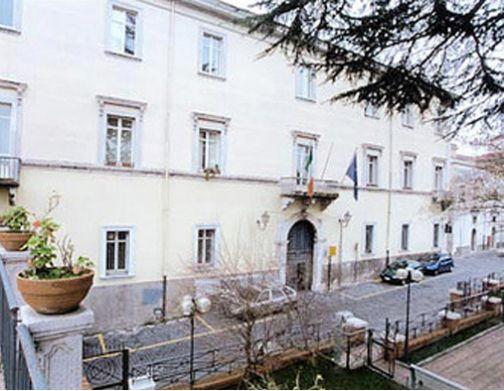 Palazzo Mosti, al via la messa in sicurezza di via Sturzo