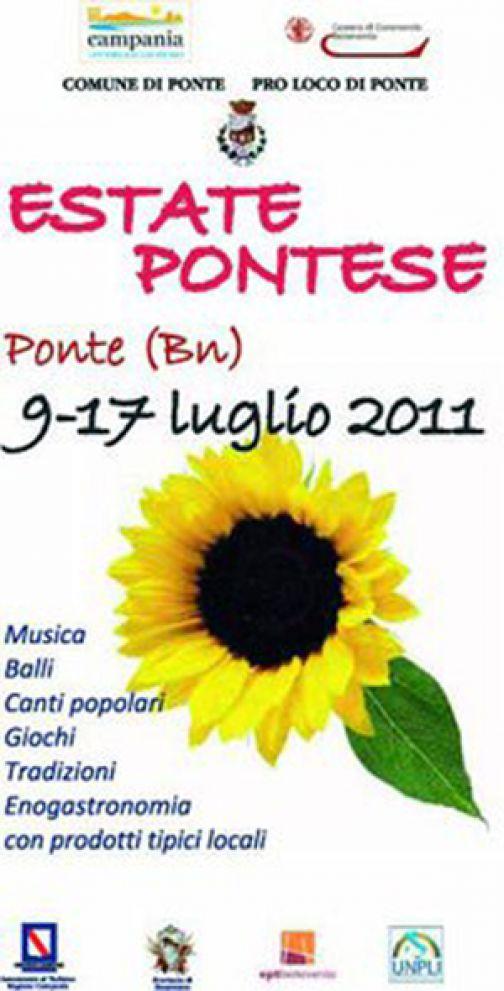 Estate Pontese, dal 9 al 17 luglio la IV edizione