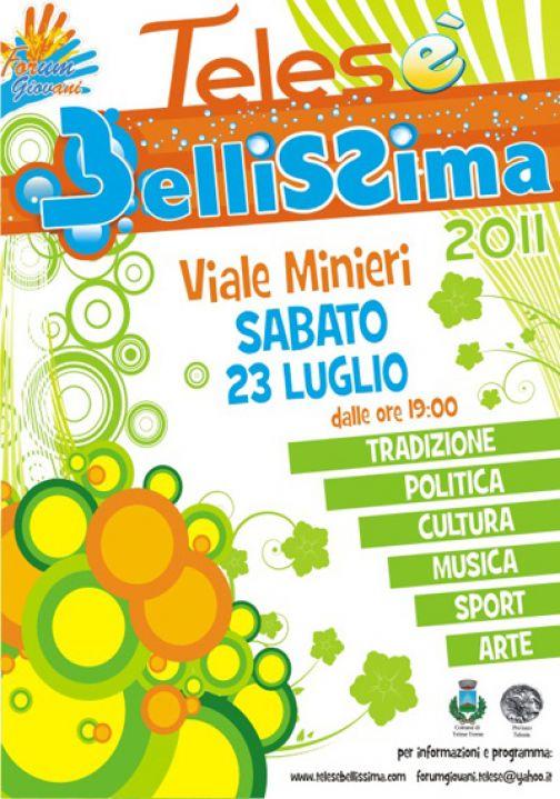 TelesèBellissima, al via la seconda edizione