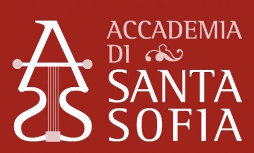 L'Accademia di Santa Sofia va in ferie: appuntamento al 24 ottobre