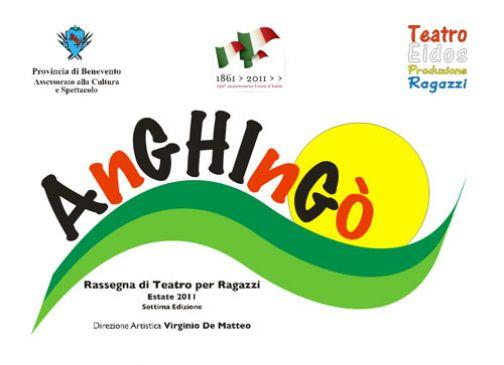 AnGhinGò, il 12 agosto al via la rassegna di teatro per ragazzi
