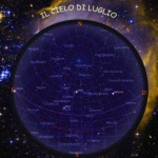 Alla Luidig la presentazione de 'Il cielo del mese – la notte di S. Lorenzo'