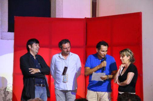 CineFortFestival: vincono Flores, Albano e Lettieri