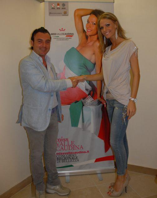 Miss Valle Caudina 2011 sbarca in Canada