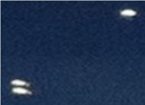 Centro Ufologico Benevento, fotografati quattro oggetti volanti a Parigi