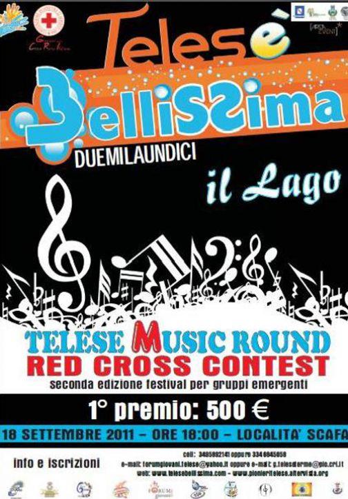 Telese Music Round, aperte le iscrizioni al festival dei gruppi emergenti