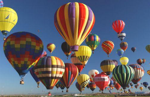 Fragneto Monforte, il 5 ottobre al via il Raduno internazionale delle mongolfiere