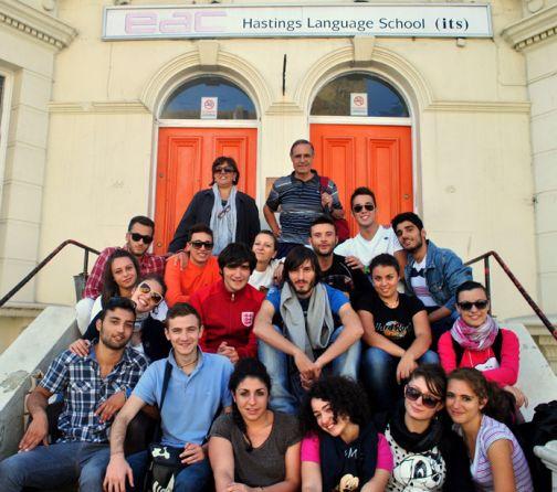 Liceo Scientifico 'Rummo', concluso lo stage 'Towards Europe'