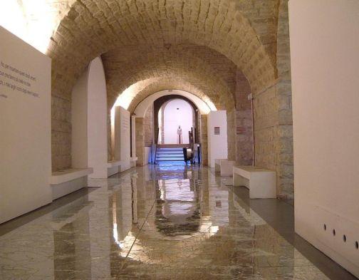 Al Museo Arcos mostra dell'artista sannita Giuseppe Leone